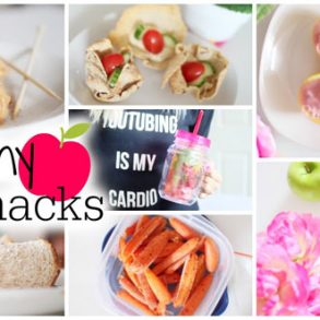 10 Healthy Snack Tips
