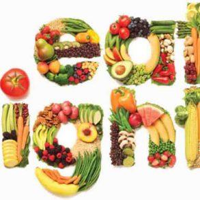 Eat Right Balance Diet