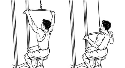 Lat Pulldowns Exercise