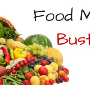 Myths Facts about Food