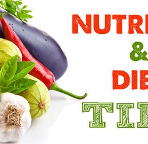 Nutrition and Diet Tips