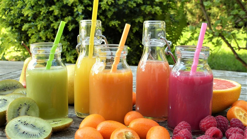Fruit and Berry Juices