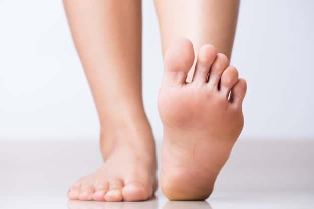 Keep Dry Feets