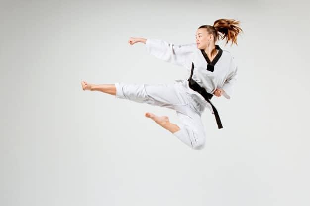 Martial Arts Makes You Strong