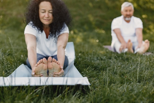 Yoga During Old Age
