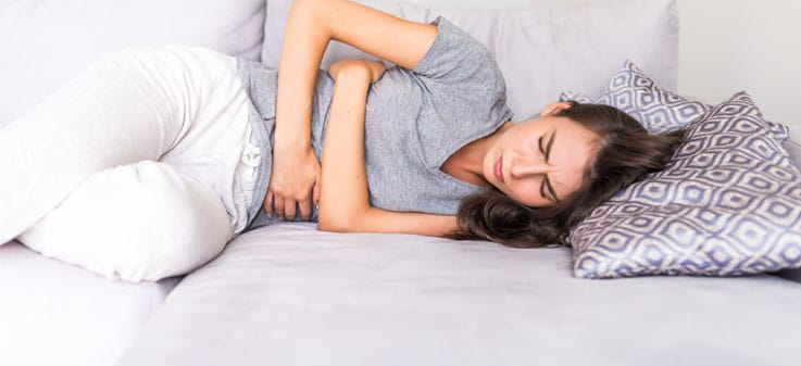 Menstruation Abdominal Pain